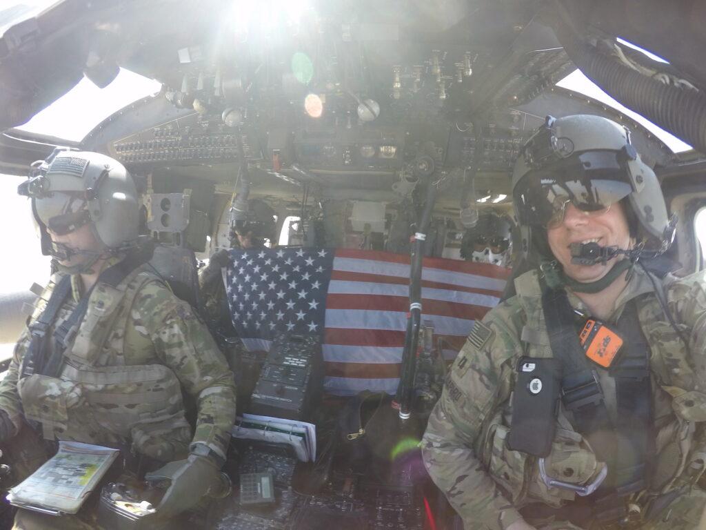 Iraq Ferry Flight